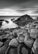 Pawel Posters - Giants Causeway Poster by Pawel Klarecki