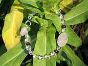 Sterling Silver Bracelet Art - Gift of Love by Naomi Mountainspring