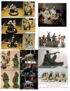 International Sculptures - Gift ware statuary by Patrick Rankin