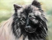 Lenore Gaudet - Gigs the Keeshond