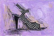 Shoe Originals - Gingham Girl by Richard De Wolfe