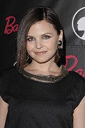Ginnifer Goodwin Framed Prints - Ginnifer Goodwin At Arrivals For 50th Framed Print by Everett
