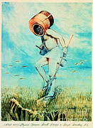 Giovanni Borelli Underwater Print by Science Source