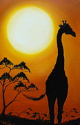 James Dunbar - Giraffe Of The Serengeti...