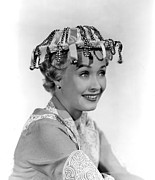 1957 Movies Photo Prints - Girl Most Likely, The, Jane Powell, 1957 Print by Everett