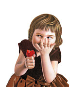 Strawberry Originals - Girlish Giggles by Ana Tirolese