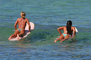 Sexy Photos - Girls Go Surfing by Paul Topp