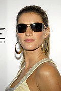 Gisele Bundchen Posters - Gisele Bundchen At Arrivals For Vogue Poster by Everett
