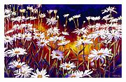Daisy Metal Prints - Give Me Your Answer Do Metal Print by Mike Hill