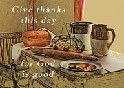 Michael Peychich - Give Thanks God is Good
