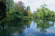 Eure Metal Prints - Giverny Gardens, Normandy Region Metal Print by Nicole Duplaix