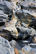 Shelburne Falls Prints - Glacial Pothole II Print by Michael Friedman