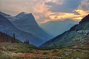 Montana Photos - Glacier National Park by Donald Schwartz
