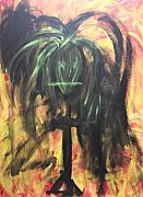 Haitian Paintings - Glare by Randall Ciotti