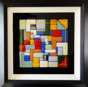 Modern Glass Art - Glass 2 original by John Chehak