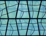 Church Prints - Glass and Shadows Print by Roberto Alamino
