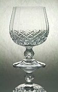 Goblet Photo Posters - Glass Poster by Blink Images