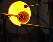 Glass Blowing Art - Glass Blowing by Marion McCristall
