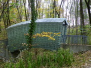 Cheekwood Art - Glass Bridge by Mark Cheney