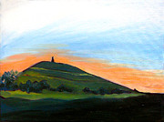 Tor Originals - Glastonbury Tor Sunrise by Susan Tower