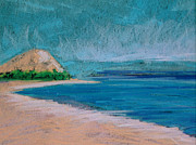 Lisa Dionne Art - Glen Arbor Beach by Lisa Dionne