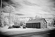 Infrared Originals - Glen Haven Blacksmith by Paul Bartoszek