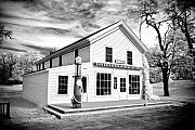 Infrared Originals - Glen Haven Store by Paul Bartoszek