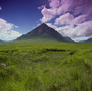 Mountainous Photos - Glencoe by Glencoe