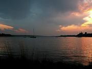Stuart Turnbull - Glenmore reservoir - Sunset 3