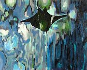 Heather Lennox - Gliding Stingray