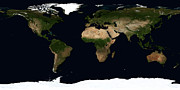 Equirectangular Photos - Global Image Of The World by Stocktrek Images