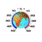 Global Warming,conceptual Image Print by Cristina Pedrazzini