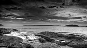 La Perouse Bay Prints - Gloom over Congwong Print by Mark Lucey
