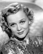 Portraits Posters - Gloria Stuart, 1930s Poster by Everett