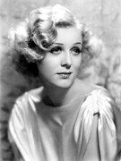 Portraits Posters - Gloria Stuart, 1934 Poster by Everett