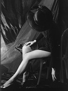 Figure Study Photos - Glorious Gams by Jerry Taliaferro