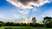 Nature - Glorious Sky - B by Anthony Rego