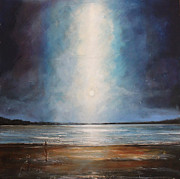 Picture Painting Originals - Glory Light by Toni Grote
