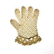 Glove Print by Bernard Jaubert