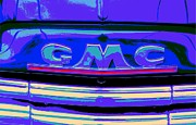 Gmc Framed Prints - GM What Framed Print by Chuck Re