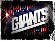 Giants Mixed Media Posters - Gmen Poster by Desiree Lyon