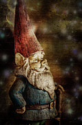 Gnome Framed Prints - Gnome Framed Print by DMSprouse Art