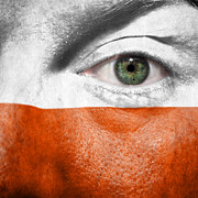Go Poland Print by Semmick Photo
