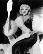 1936 Movies Framed Prints - Go West, Young Man, Mae West, 1936 Framed Print by Everett