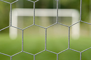 Goalpost Framed Prints - Goal Framed Print by Alex Rowbotham