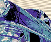 Tricked-out Cars Posters - God Father Poster by Chuck Re