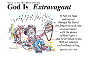 George Richardson - God Is... Extravagant