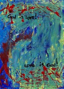 OctaviasCanvas     - God is love