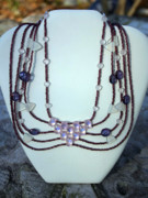 Purple Jewelry - Goddess Goodie by Shawna Dockery