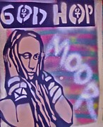 Goddess Hop Print by Tony B Conscious